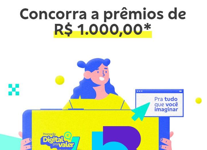 Prêmios da Promoção Banco do Brasil 2021