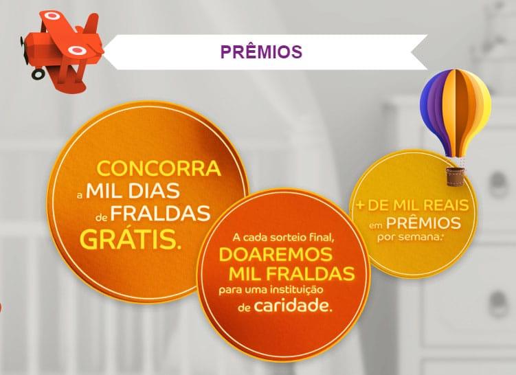 Prêmios da Promoção PomPom 2021
