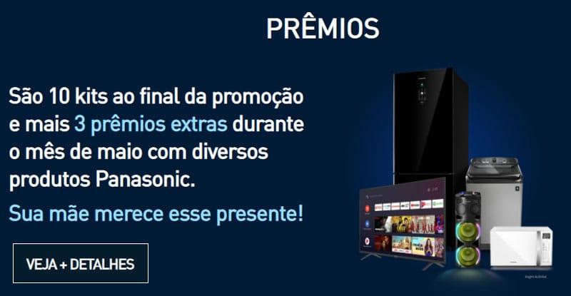 Prêmios da Promoção Panasonic 2021
