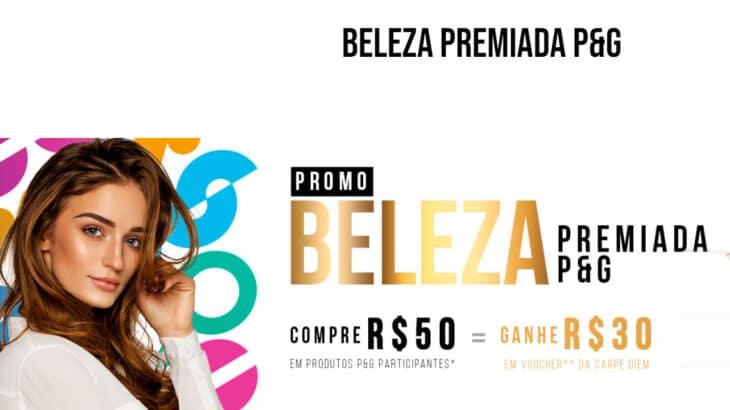Promoção P&G Beleza Premiada