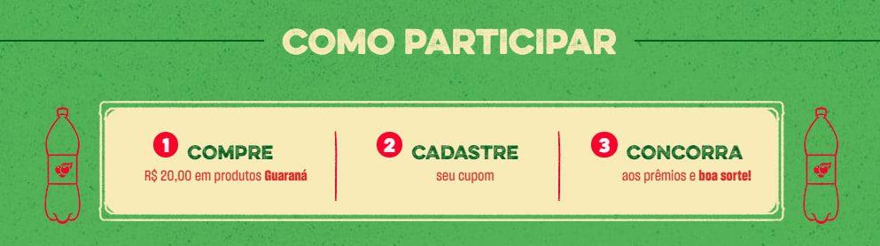Como participar da Promoção Guaraná 2021 - Coisa de Mãe: 200 mil em prêmios