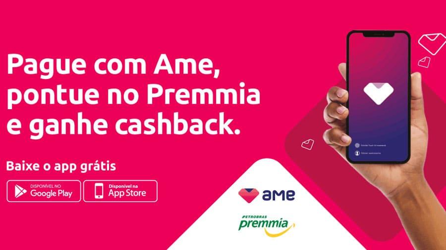 Promoção Compra Premiada Ame e Postos Petrobras: Cashback de até R$ 50
