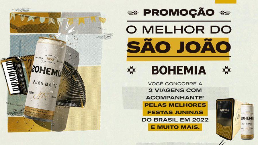 Promoção Bohemia 2021