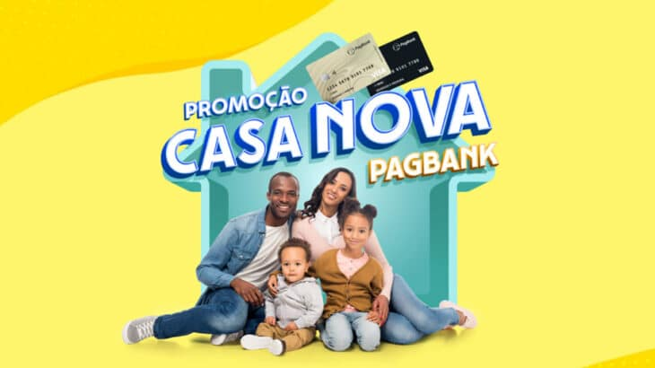 Promoção Pagbank Casa Nova