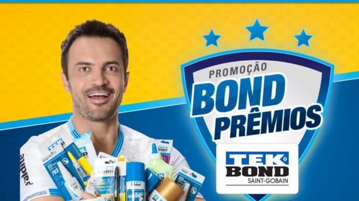 Promoção Bond Prêmios Tekbond