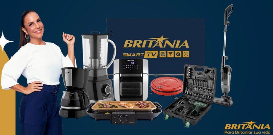 Prêmios da Promoção Britânia Dia dos Pais 2021 - Concorra a kits de produtos