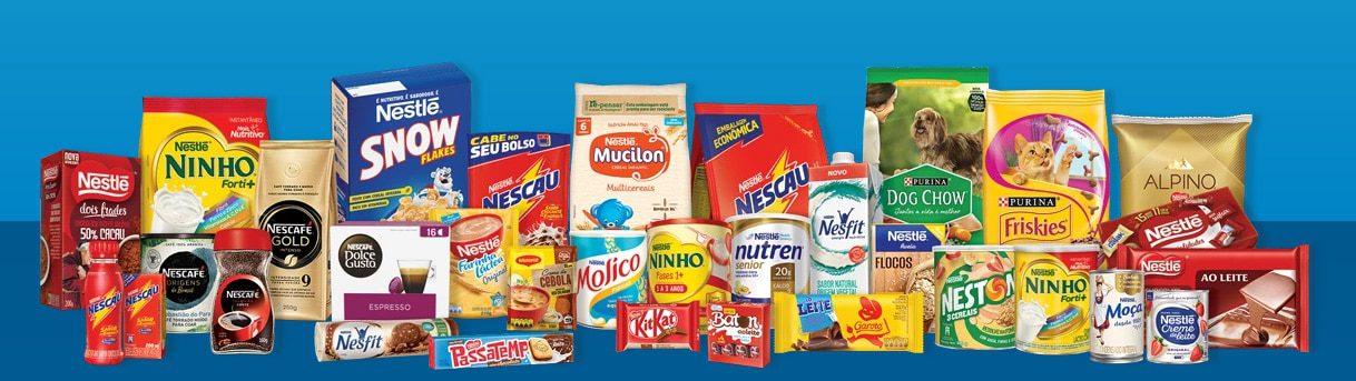 Produtos participantes Promoção Nestlé Compra que Volta