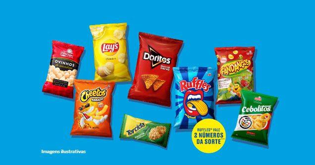 Como participar da Promoção Elma Chips me faz um Pix