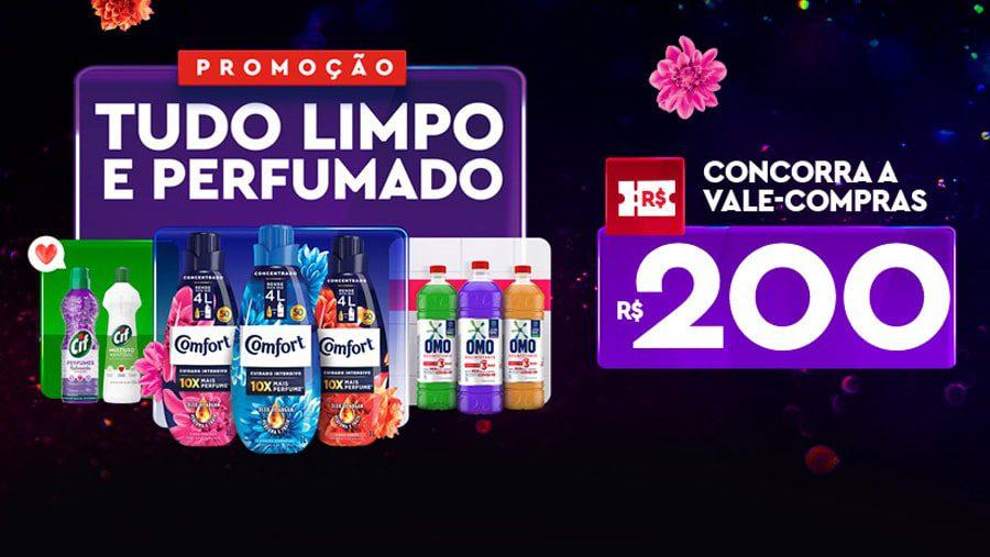 Promoção Confort 2021 - Tudo Limpo e Perfumado