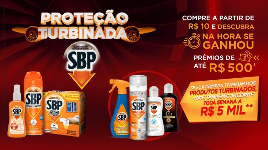 Promoção SBP Proteção Premiada