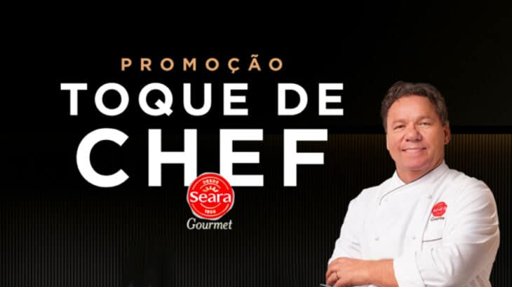Promoção Seara Toque de Chef 2021