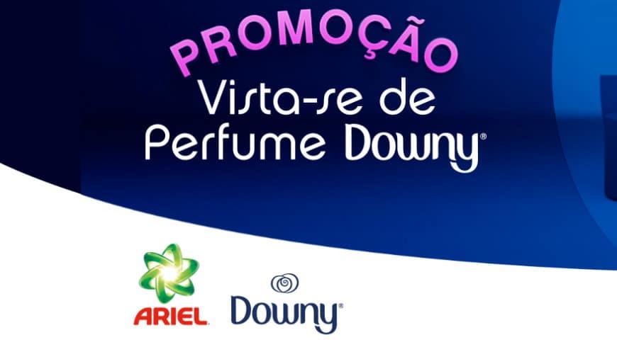 Promoção Perfume Downy - Descubra P&G - Concorra a dois Carros Zero