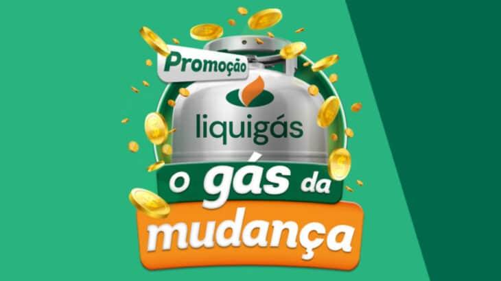 Promoção Liquigás: O gás da mudança