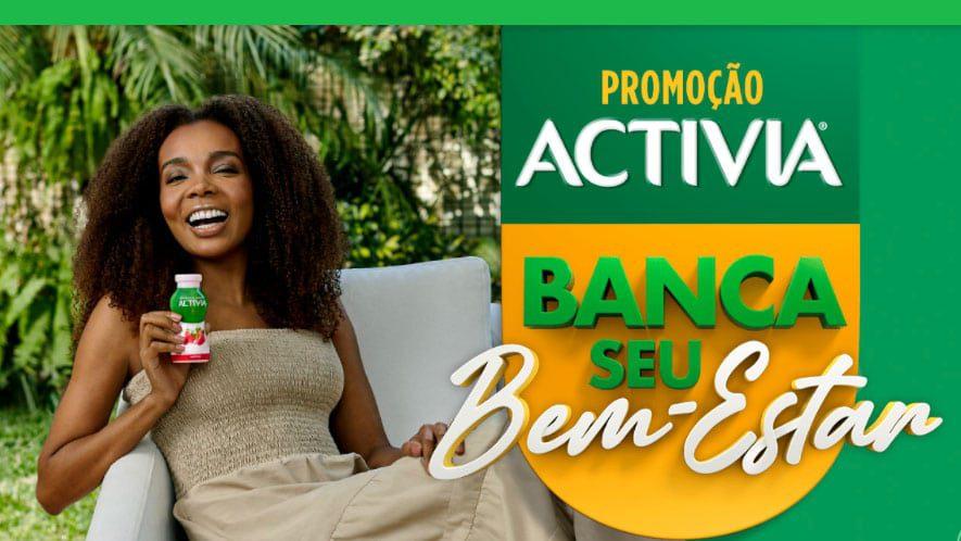 Promoção Activia Banca seu Bem Estar