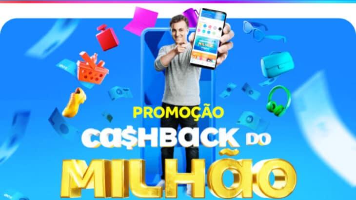 Promoção Magalu Cashback do Milhão
