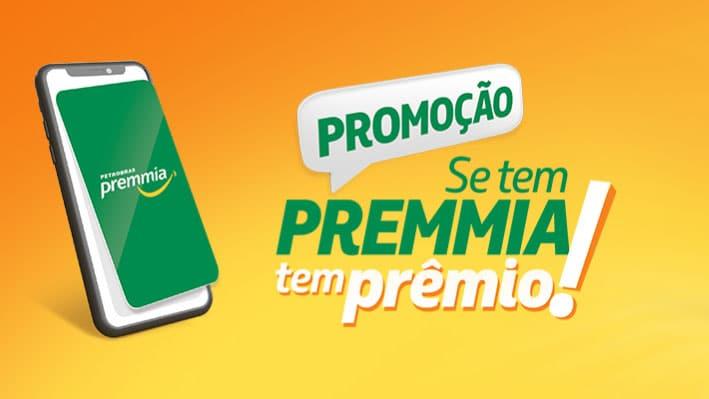 Promoção Postos Petrobras se tem Premmia tem Prêmios
